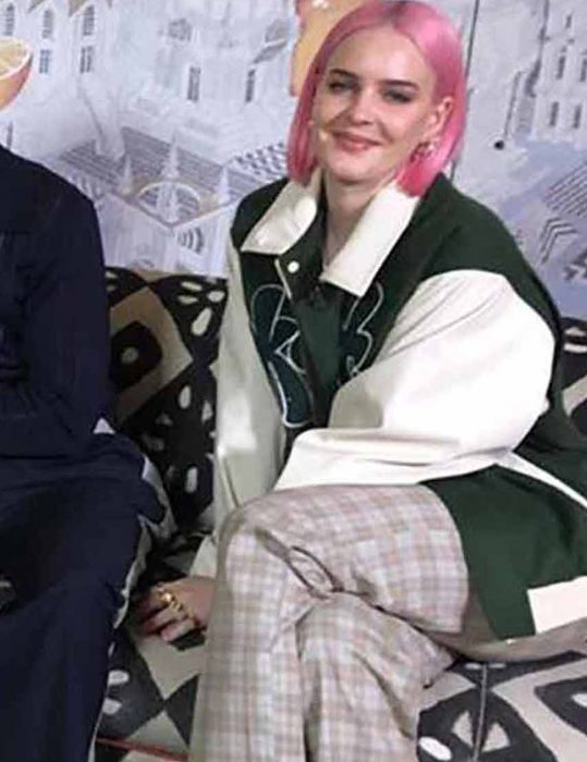Our-Song-2021-Anne-Marie-Green-Jacket