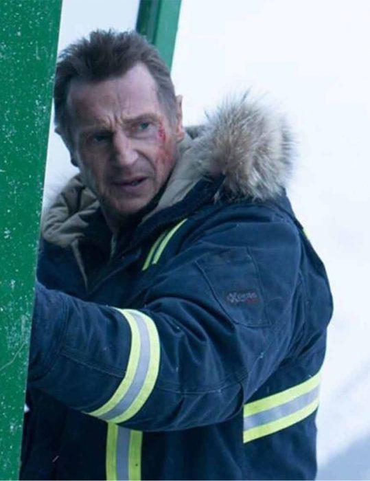 The-Ice-Road-2021-Liam-Neeson-Jacket