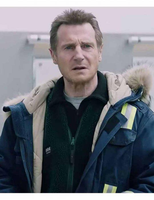 The-Ice-Road-Liam-Neeson-Jacket