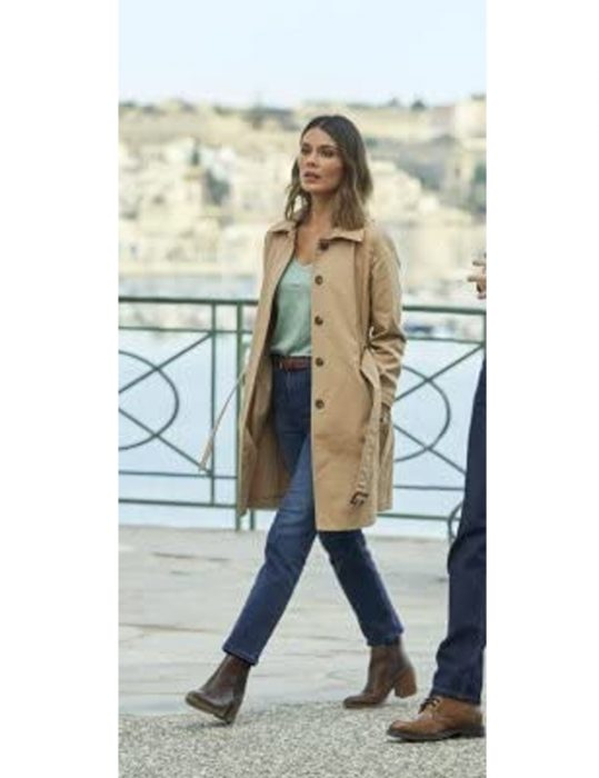 To-Catch-a-Spy-2021-Nathalie-kelley-Coat