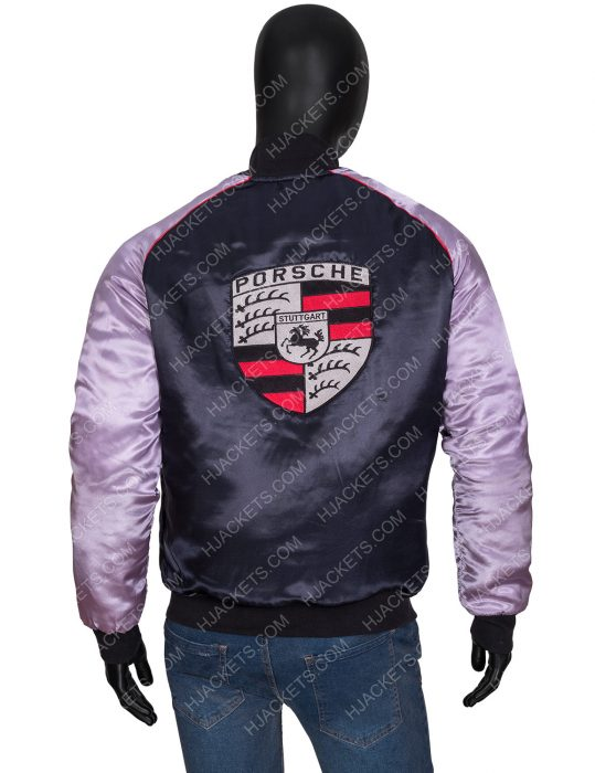 friends joey tribbiani matt leblanc porsche jacket