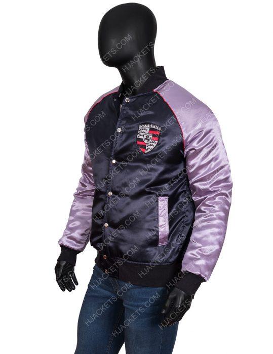friends matt leblanc porsche jacket