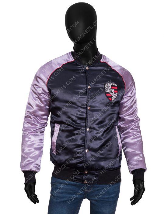matt leblanc porsche jacket