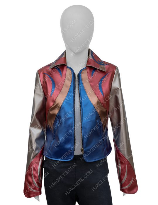 sophia Girlboss Britt Robertson East West Jacket