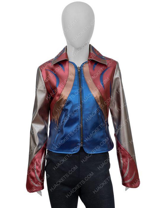 sophia Girlboss Britt Robertson Leather Jacket