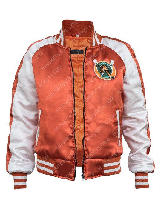 Sam Gunpowder Karen Gillan Varsity Jacket