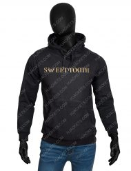 Sweet Tooth Black Hoodie