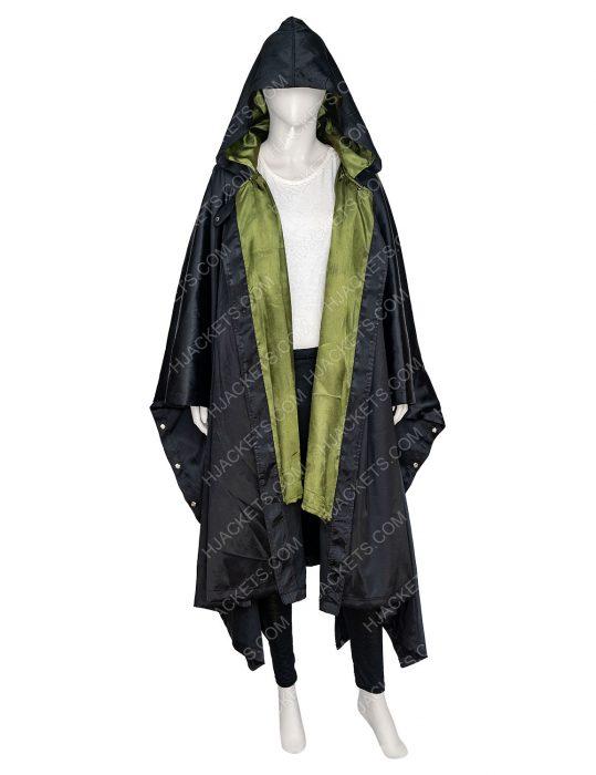 Sylvie Lady Loki Coat