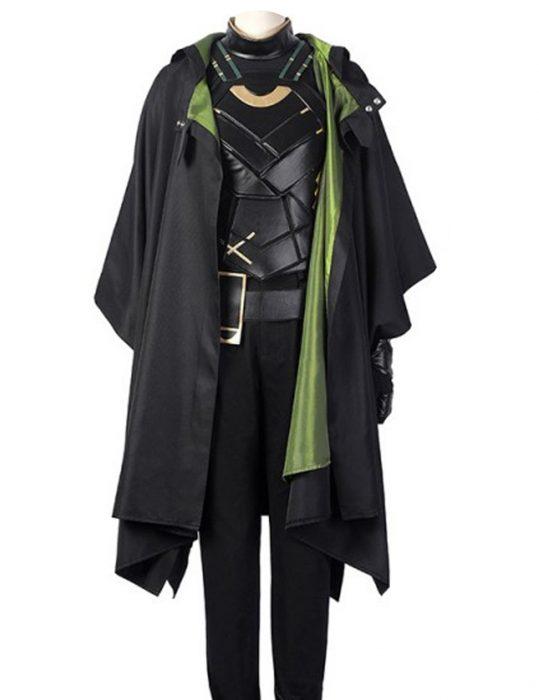 Sylvie-Lady-Loki-trench-Coat