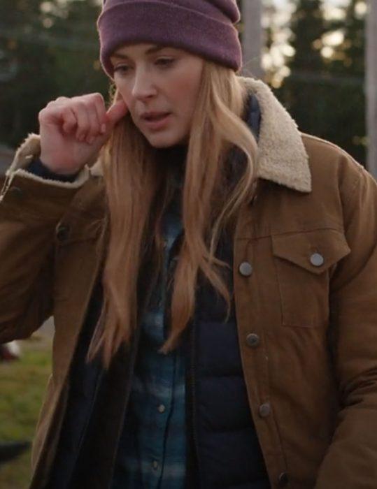 Virgin River S03 Melinda Monroe Cotton Jacket