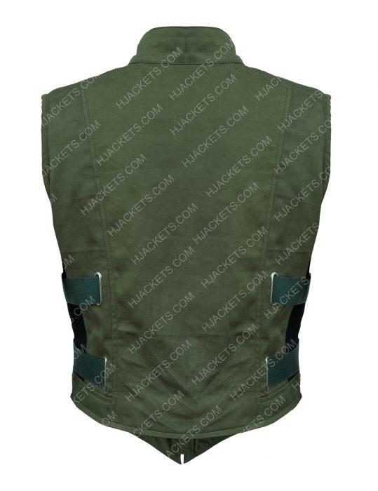 Yelena Belova Green Vest