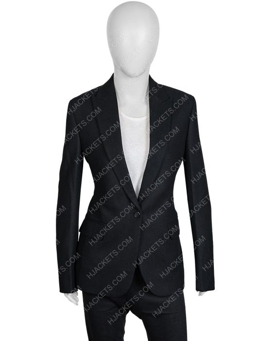 jill biden love black jacket