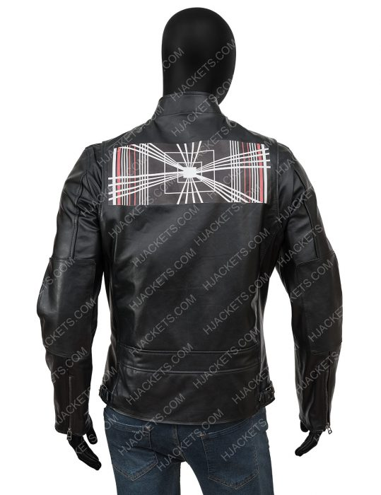 tesla model s plaid delivery event elon musk jacket