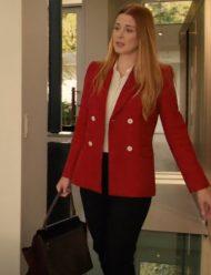 virgin river season 3 Melinda Monroe blazer