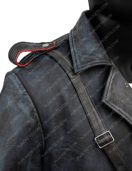 Battlefield 5 Peter Muller Leather Jacket