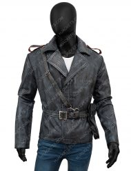 Battlefield 5 video Game Peter Muller leather Jacket