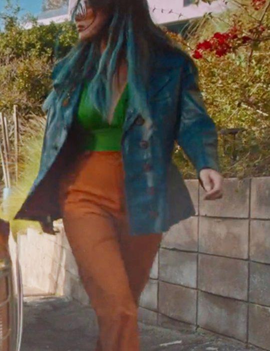 Bella-Thorne-Habit-2021-Leather-Jacket