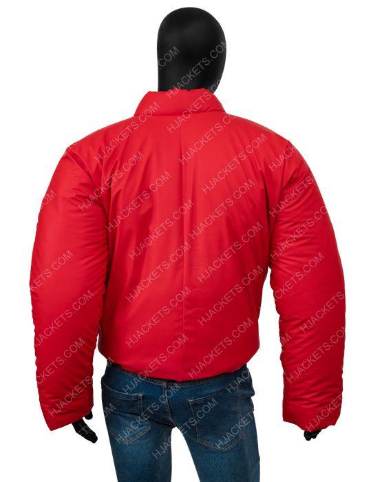 Kanye West Yeezy Round Jacket