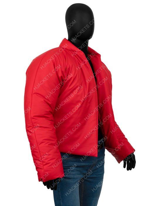 Kanye West Yeezy Round Puffer Jacket