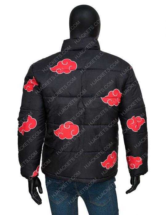 Naruto Akatsuki Black Jacket