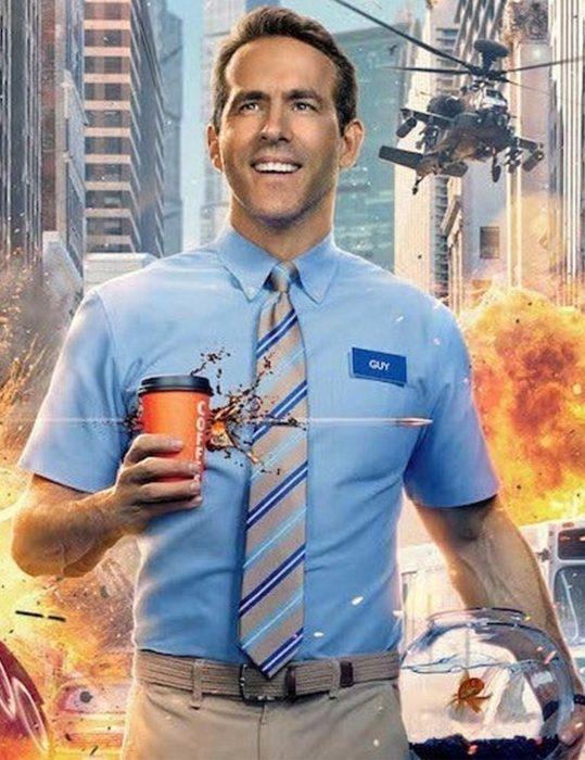 Ryan-Reynolds-Free-Guy-Shirt-and-Tie