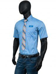 Ryan Reynolds Shirt and Tie