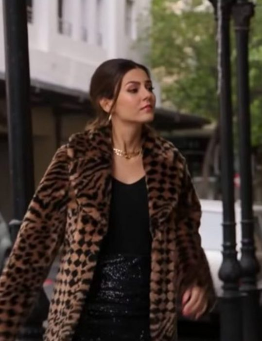 Afterlife-of-the-Party-2021-Victoria-Justice-Coat