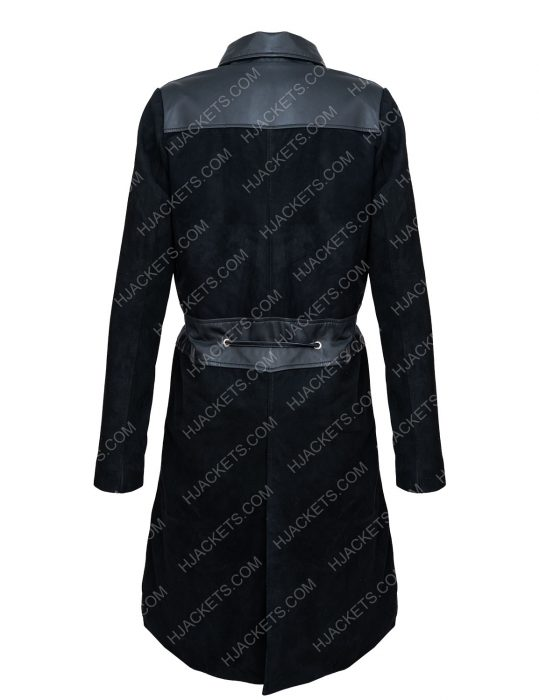 Annalise Keating How to Get Away With Murder Black Coat