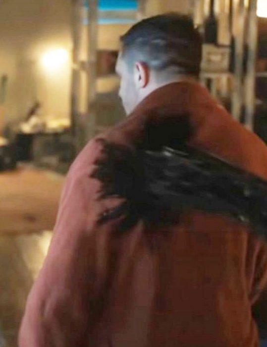Eddie Brock Venom 2 Brown Robe