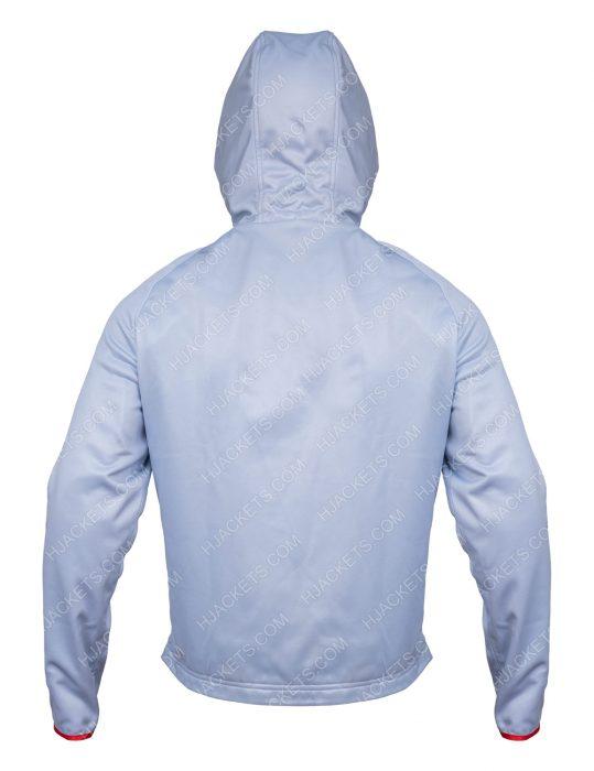 Jamie Tartt Phil Dunster Hooded Jacket