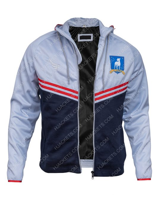 Ted lasso Phil Dunster Hooded Jacket