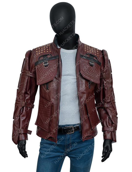 Marvel's Guardians Of The Galaxy 2021 Jacket