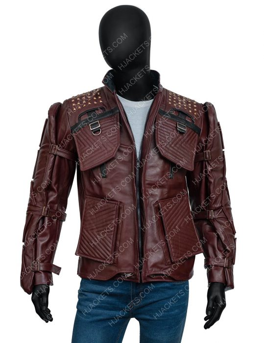 Marvel's Guardians Of The Galaxy 2021 Star Lord Jacket