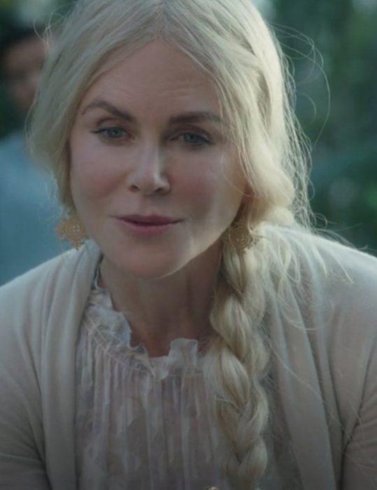 Nine Perfect Strangers 2021 Nicole Kidman Cardigan