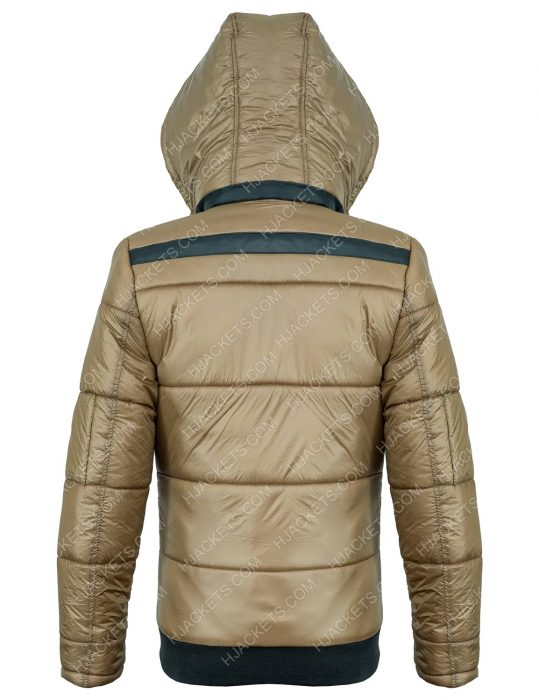 Puffer Keeley's Ted Lasso Jacket