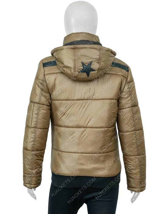 Puffer Ted Lasso Jacket