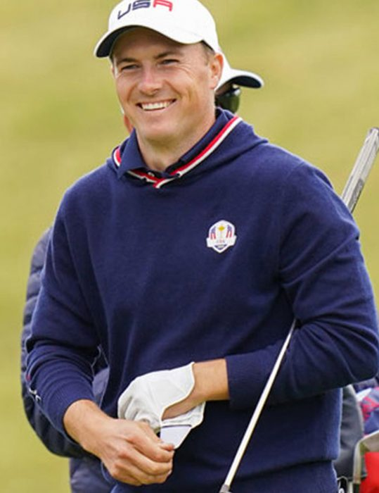 Ryder Cup Blue Sweater