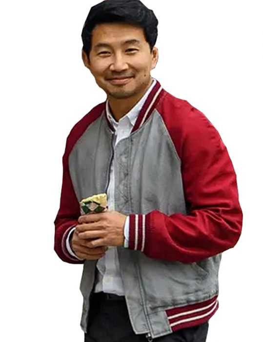 Shang-Chi and the Legend of the Ten Rings Bomber Simu Liu Jacket