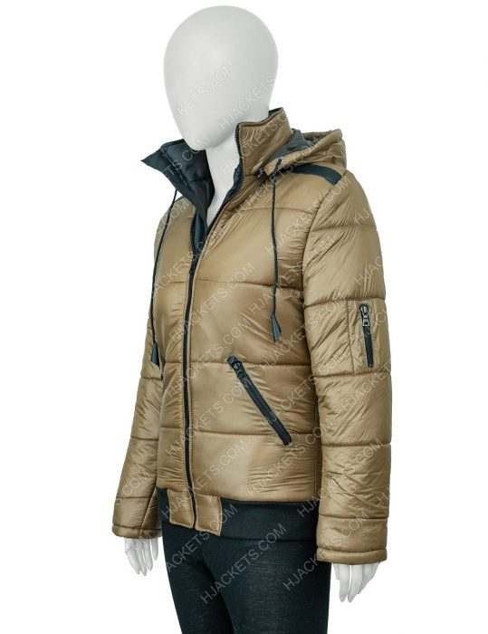 Ted Lasso Puffer Jacket