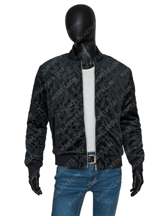 Uncut Gems Black Jacket