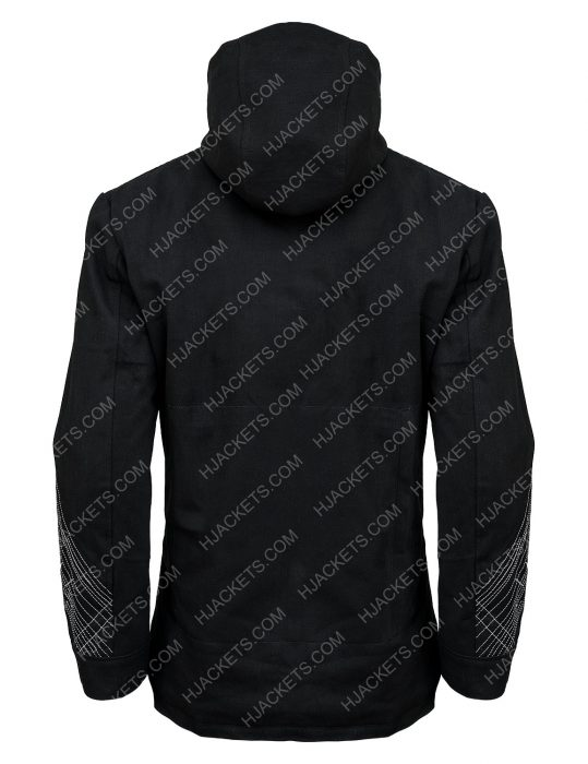 Vault of Glass Hooded Jacket