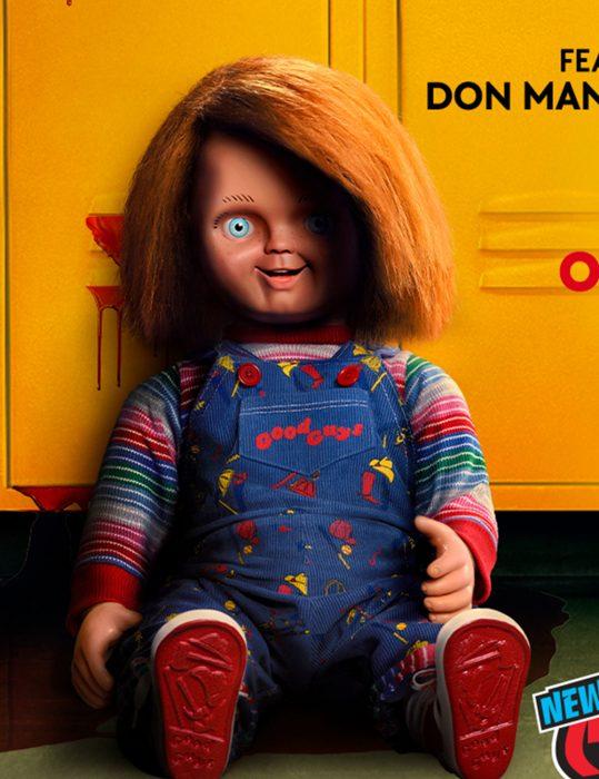 Chucky's Doll Corduroy Jumpsuit