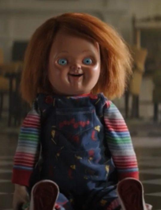 Chucky 2021 Blue Jumpsuit