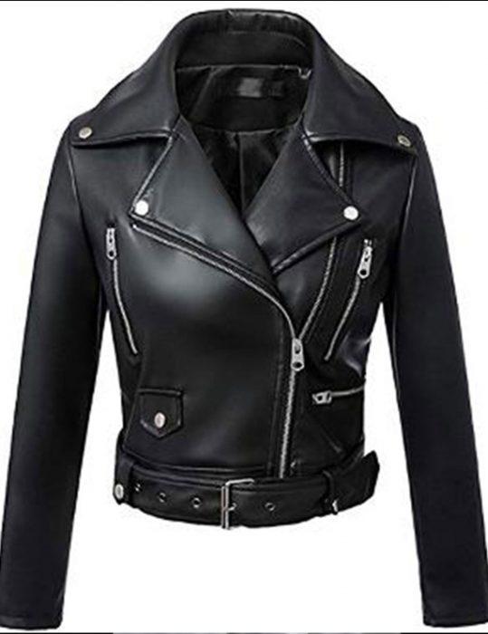 Chucky 2021 Tiffany Valentine Doll Leather Jacket
