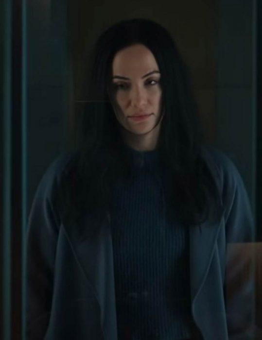 Hypnotic 2021 Kate Siegel Grey Coat