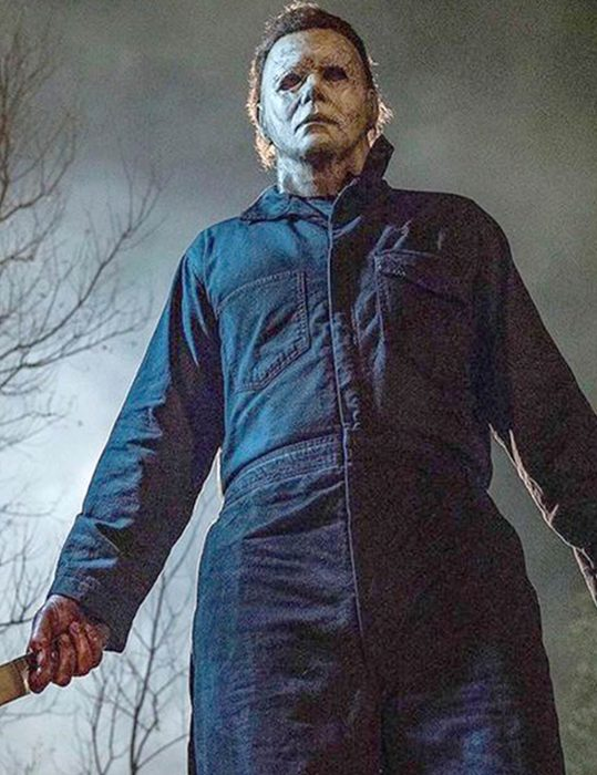 James Jude Courtney Halloween Kills Michael Myers Jumpsuit
