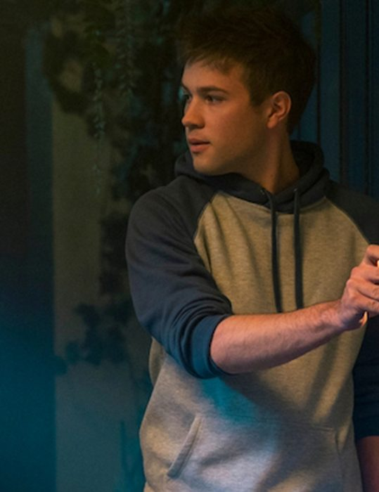 Locke & Key S02 Connor Jessup Hoodie