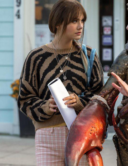 Locke & Key S02 Emilia Jones Sweater