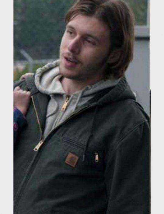 Maid Nick Robinson Hooded Jacket