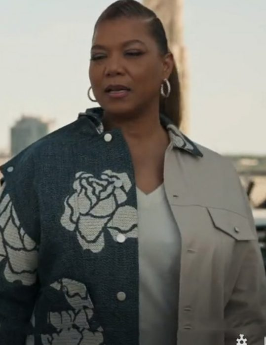 The Equalizer S02 Queen Latifah Floral Jacket